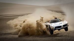 Ferrari LaFerrari Dakar Concept