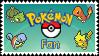 Pokemon Fan Stamp by Safiruko