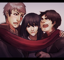 where the hell is armin by GRAVEWEAVER