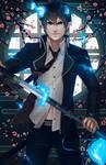 Blue Exorcist: Rin Okumura