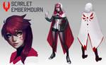 Gravefall: Scarlet Embermourn