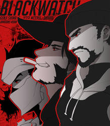 BLACKWATCH by GRAVEWEAVER