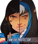 OVERWATCH: PHARAH AND ANA