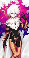 Fate Grand Order Karna Dakimakura / Body Pillow
