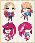 Breath of the Wild Charms