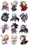 World of Warcraft CHIBIS!