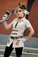 Steampunk Femme Fatale