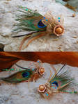 Elegant Steampunk Fascinators