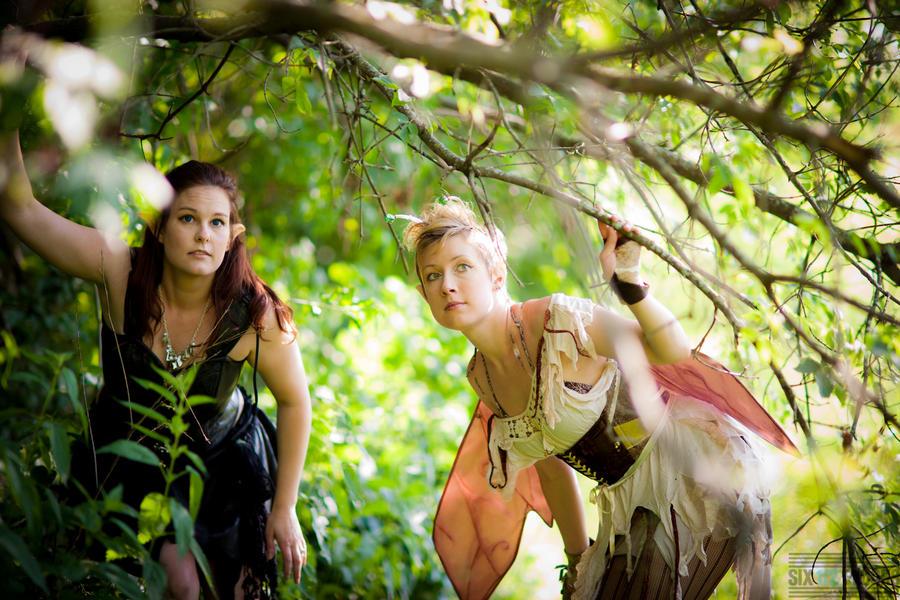 Exploring the Grove by Kukuzilla