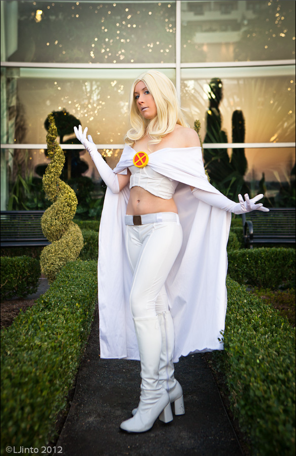 The White Queen by Kudrel-Cosplay