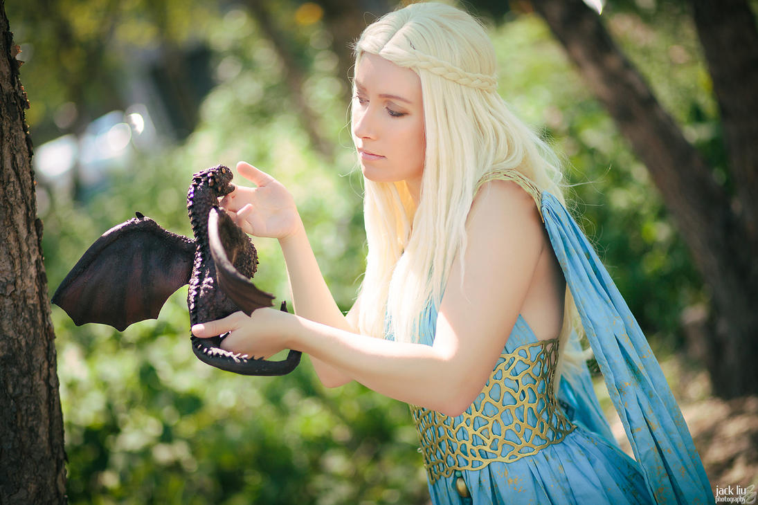 The Mother of Dragons by Kudrel-Cosplay