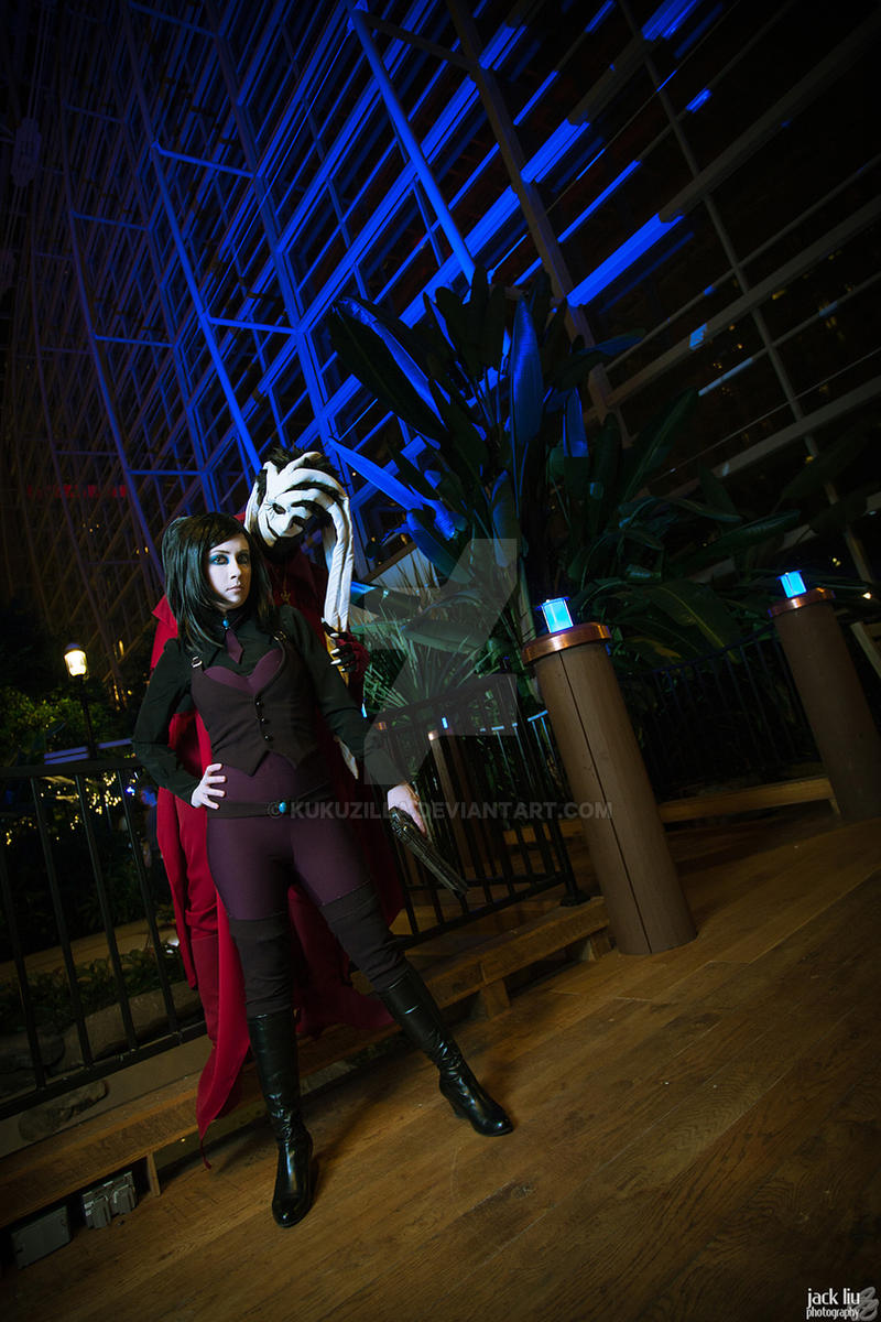 Ergo Proxy - Welcome to Romdeau by Kudrel-Cosplay