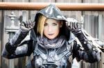 Destiny Hunter - Cloaking Up