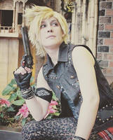 Prompto Argentum Cosplay Preview