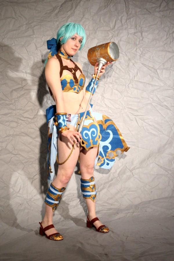 Meru cosplay by Kukuzilla