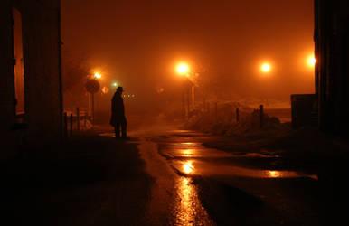 Concrete Fog: The Crossing 2 by Salemburn