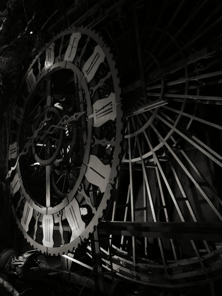 HotR: Steampunk Clockwork by Salemburn