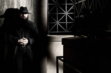 Noir Detective 10 by Salemburn