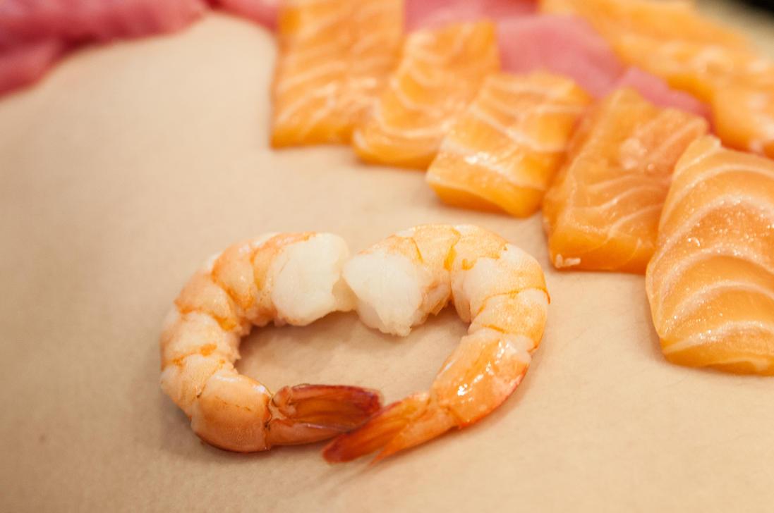 Sushi Girl 6 by Salemburn