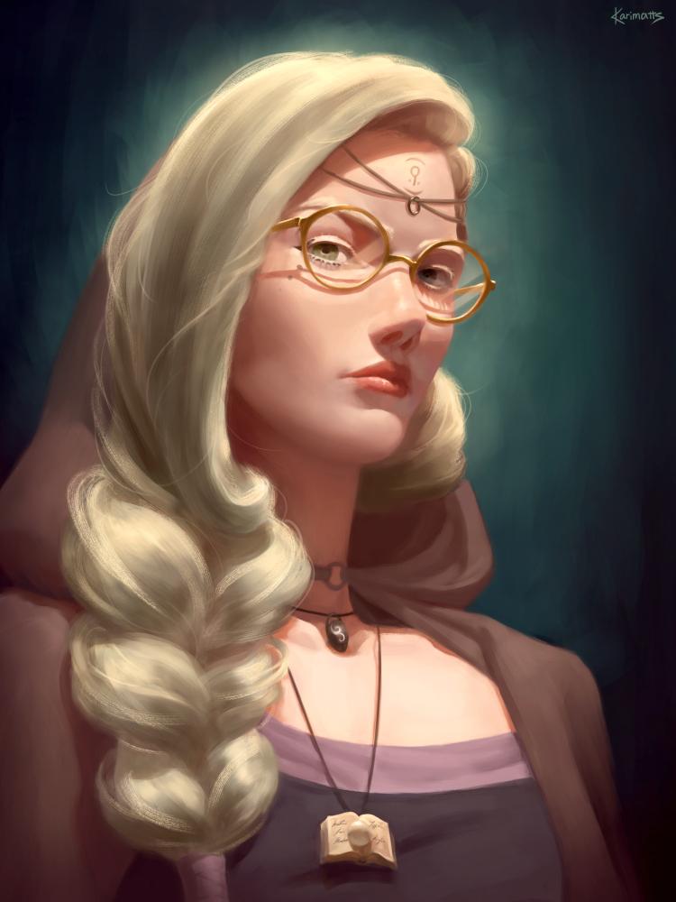 OC Portrait Commission