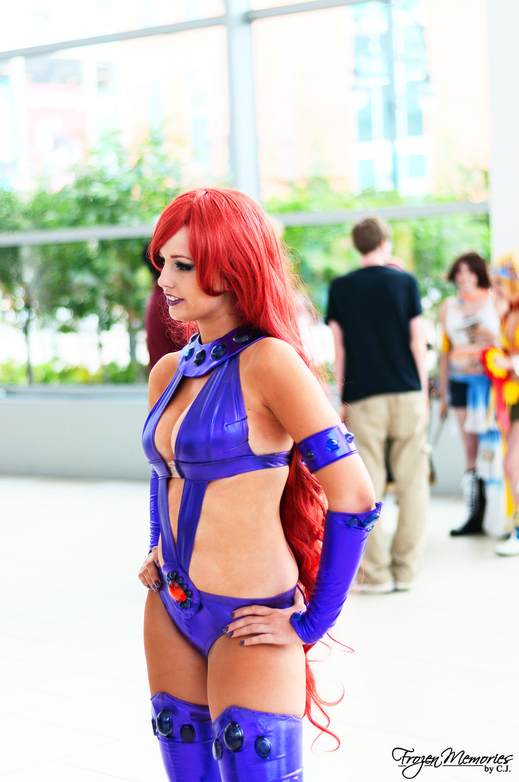 Starfire-Teen Titans by Crazy-J19