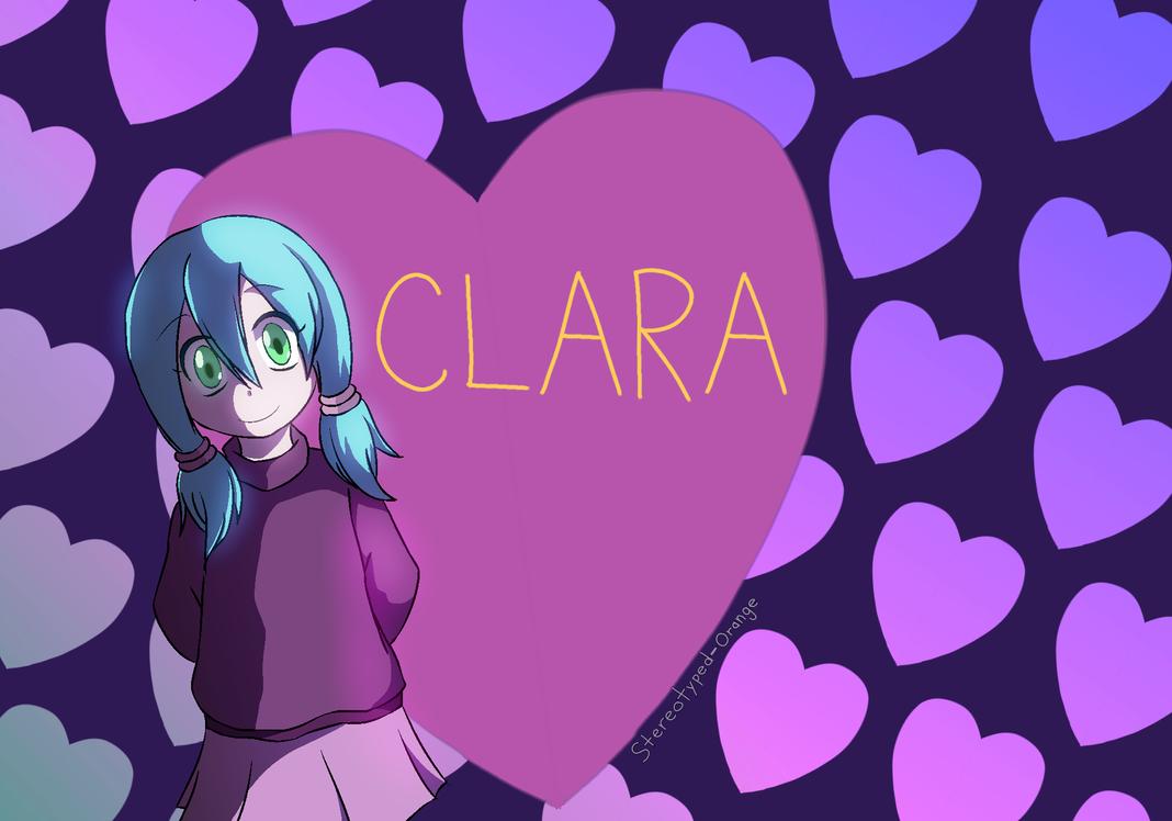 Clara by Stereotyped-Orange