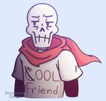 A1 undertale papyrus expression meme