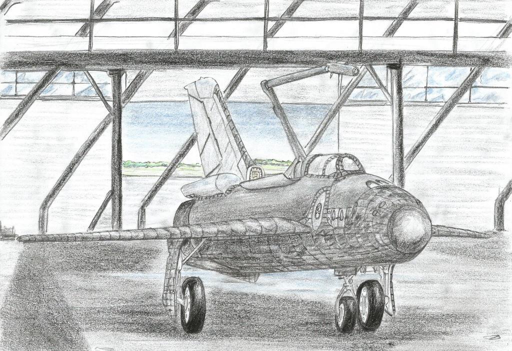 Space MiG21 2 by Medjoe