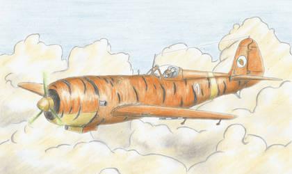 IAR 80M ''Morcov'' by Medjoe