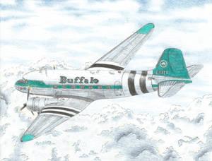 C-FDTD Heritage Livery ''The Warbird'' (5/5)
