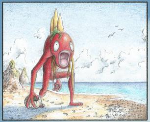 ''Beach Walk'' (MurloK- 2/3)