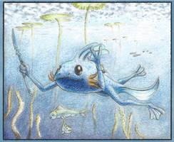 ''Lake Swim'' (MurloK- 3/3)