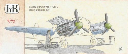 Me 410C-0 boxart