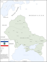 Union of Ruthenia 1925 by AP246
