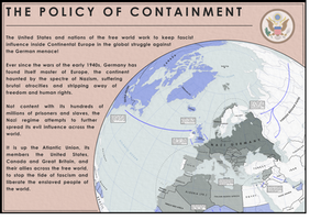 Policy of Containment - TWR 1 Year anniversary map