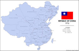 Thousand Week Reich - Republic of China 1976 by AP246
