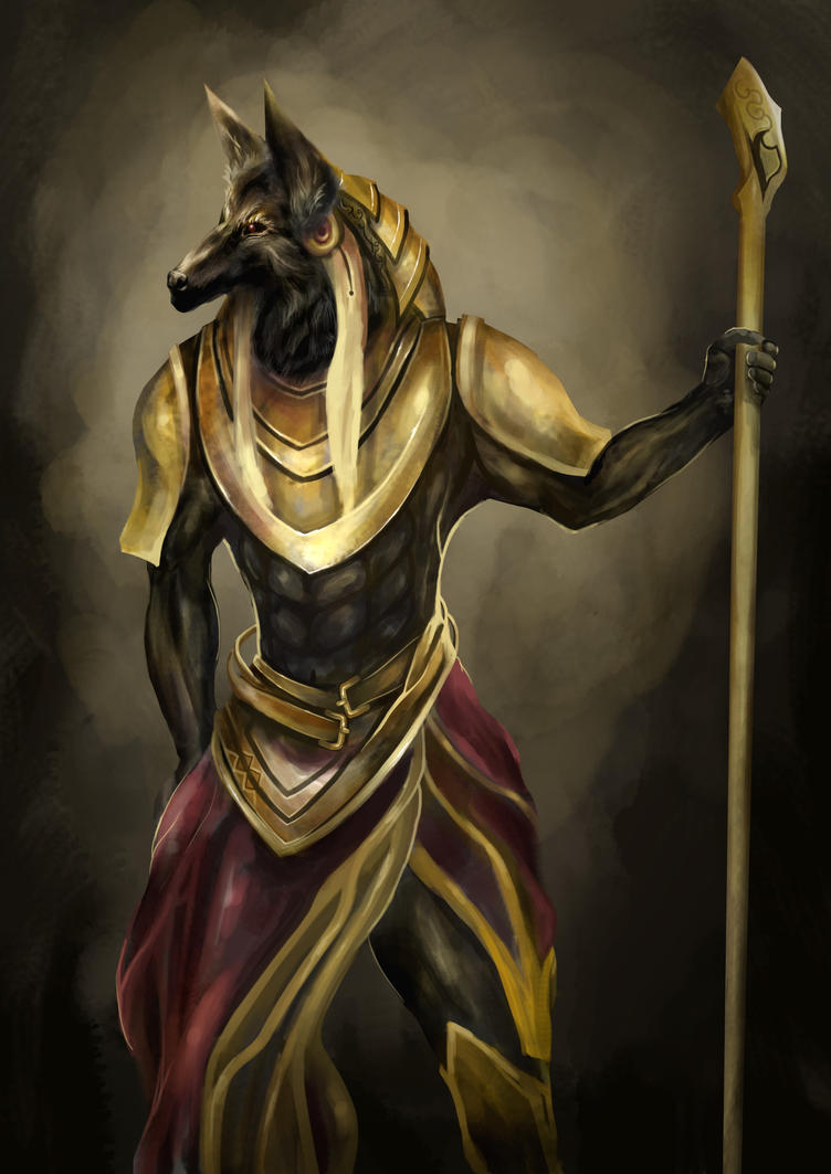 Anubis by BABZOOKA