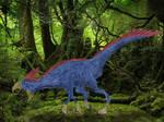 arcanamborsaurus by carlosdino14
