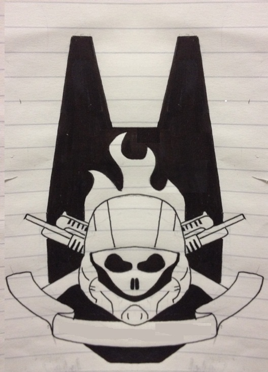 ODST Emblem by Molotovsniper on DeviantArt