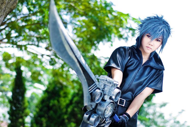 Noctis Lucis Caelum - Final Fantasy Versus XIII by SeiunYue