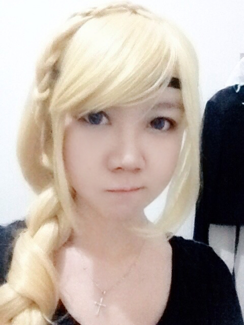 Astrid - Costest by SeiunYue