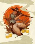 1920s Sniper