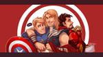 Avengers Trio