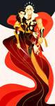 Thor and Loki: The Dark World by ramida-r