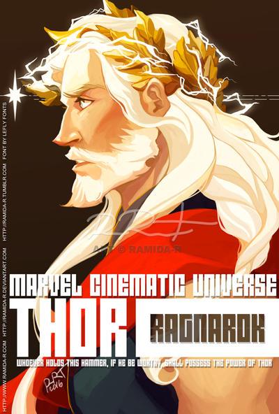 Oak Crown Thor by ramida-r