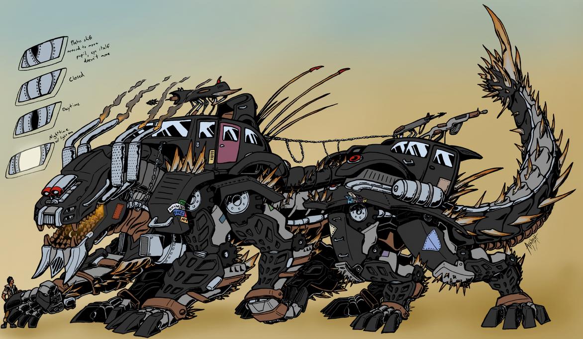 War Rig Beast by MaximumOverdrive