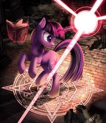 Twilight by ponyKillerX