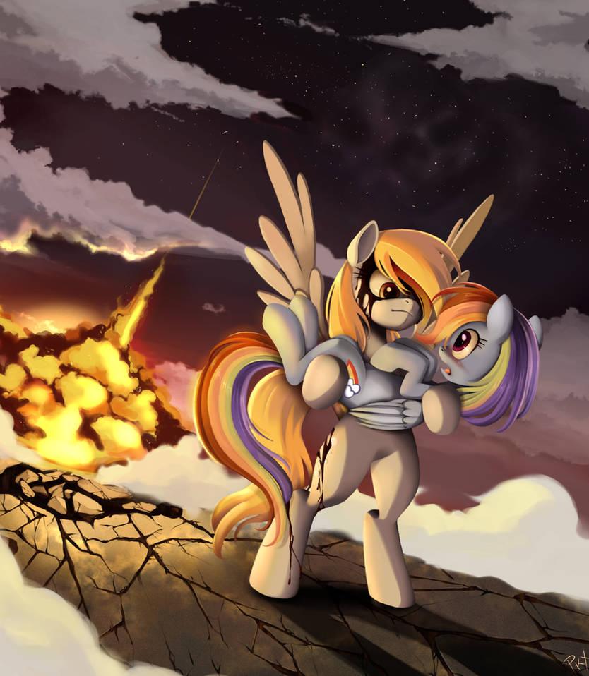 My Saviour by ponyKillerX
