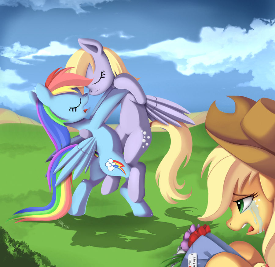 My little phony by ponyKillerX