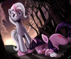 Where is your princess now by ponyKillerX